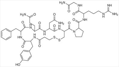 chemicalstructuredesmopressin