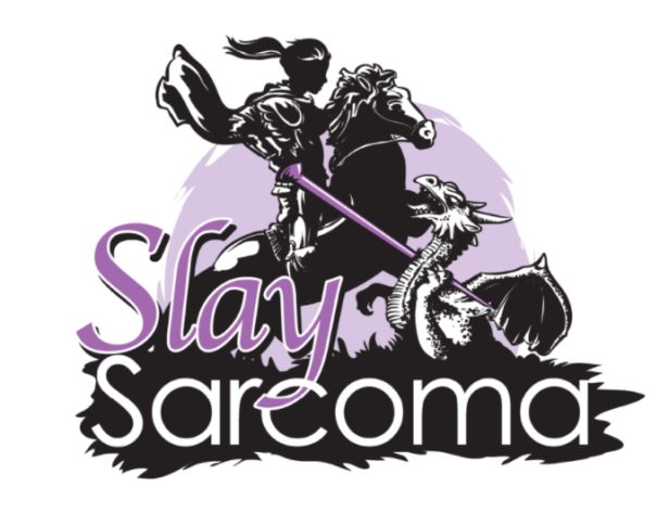 Visit SlaySarcoma.com to Support Women's Cancer Research