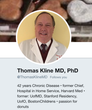 Thomas Kline, MD, PhD